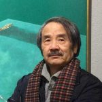 Contemplation - Exposition de peinture chinoise de LIU Dunyi